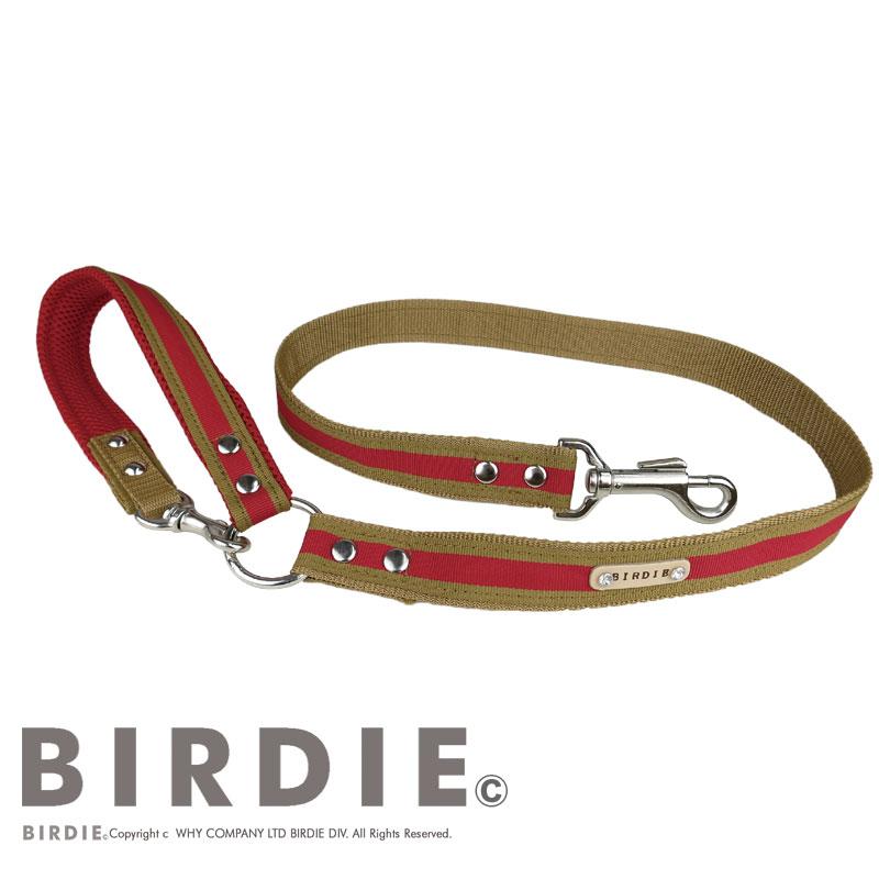 L ラッセルクッションリード【BIRDIE大型犬カフェタイプリード】