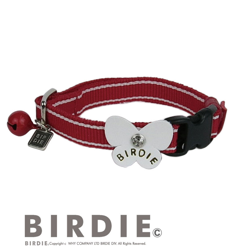 CAT蓄光ラインカラー【BIRDIE猫用首輪】