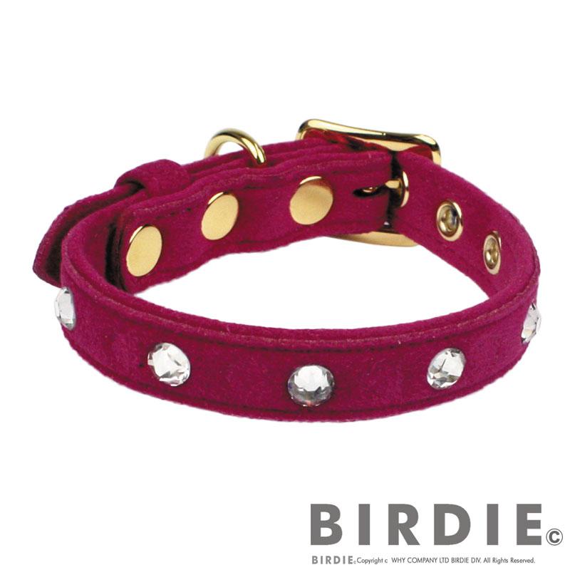 23 リンバーカラー【BIRDIE小型犬ウルトラスエード首輪】