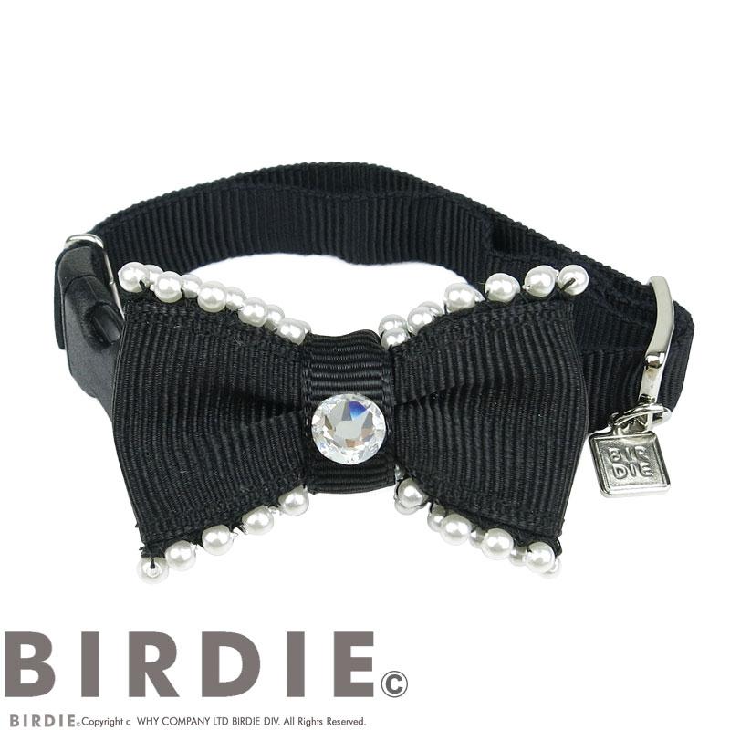 CATプチパールリボンカラー【BIRDIE猫用首輪】