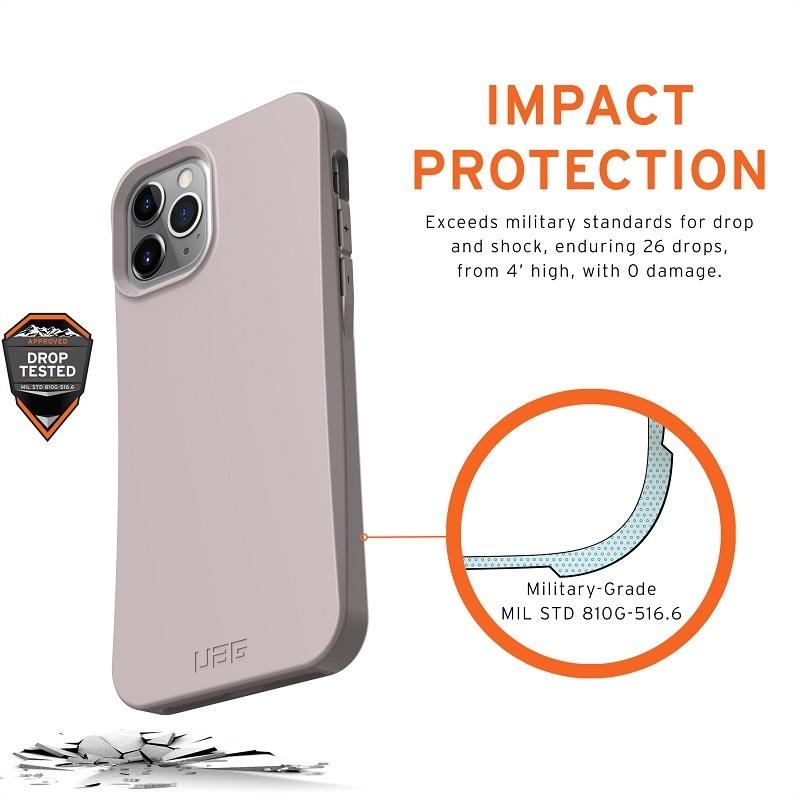 UAG iPhone 11 Pro用 OUTBACKケース 全3色 1レイヤー&バイオディグレーダブル 耐衝撃 UAG-IPH19SOシリーズ 5.8インチ