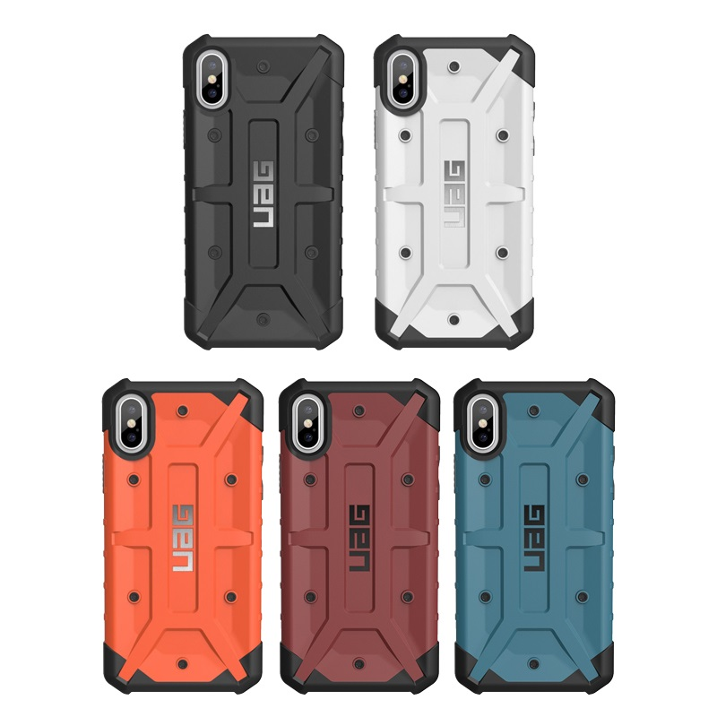 (在庫限り) UAG iPhone XS / X用 PATHFINDERケース(スタンダード) 全5色 耐衝撃 UAG-IPHXシリーズ