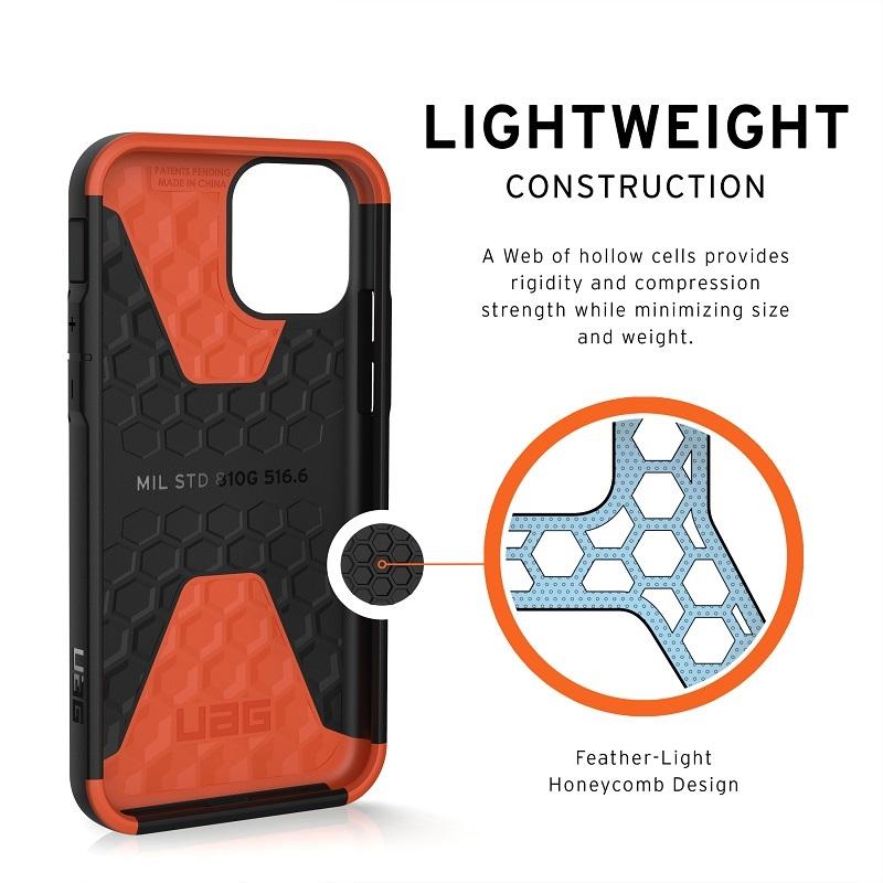 UAG iPhone 11 Pro用 CIVILIANケース 全3色 耐衝撃 UAG-IPH19SSシリーズ 5.8インチ