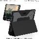 UAG iPad (第8/第7世代)用 PLYOケース ブラック/アイス(クリアカラー) 耐衝撃 UAG-IPD7Y-BK/IC