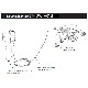 POLYCOM(ポリコム) SoundStation2本体〜電源間 パワーケーブル 6.4m ※ Third Party 製 PPSS-2-AC-PWCBL