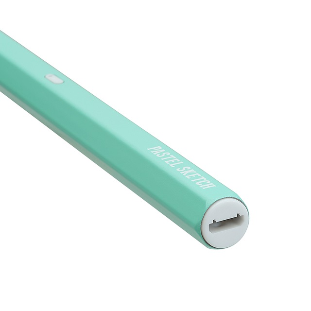 アクティブスタイラス PASTEL SKETCH 全4色 静電気発生機構搭載・充電式タッチペン PSA-TPR04MBシリーズ  メディバンペイント推奨スタイラス