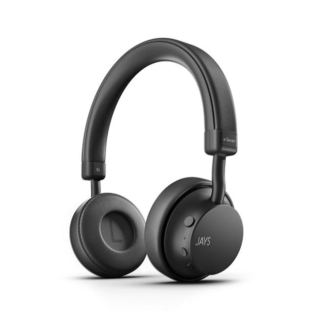 【通常保証付き】【訳ありプレミアムアウトレット】 JAYS Bluetoothワイヤレスヘッドホン a-Seven Wireless 全4色 JS-ASEWシリーズ