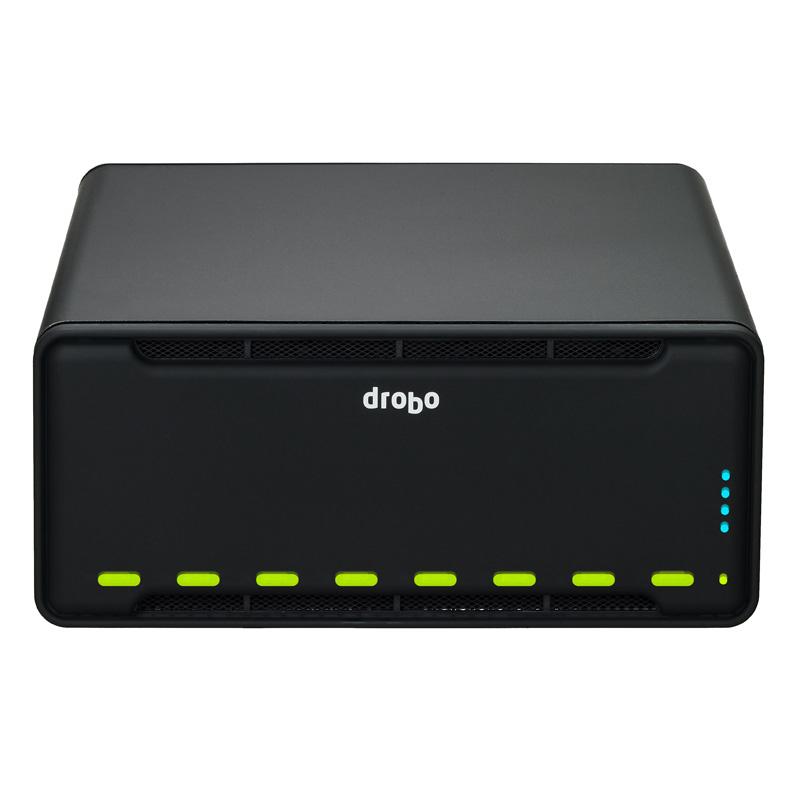Drobo B810n NASケース 3.5インチ×8bay Beyond RAID(R) ストレージシステム PDR-B810N