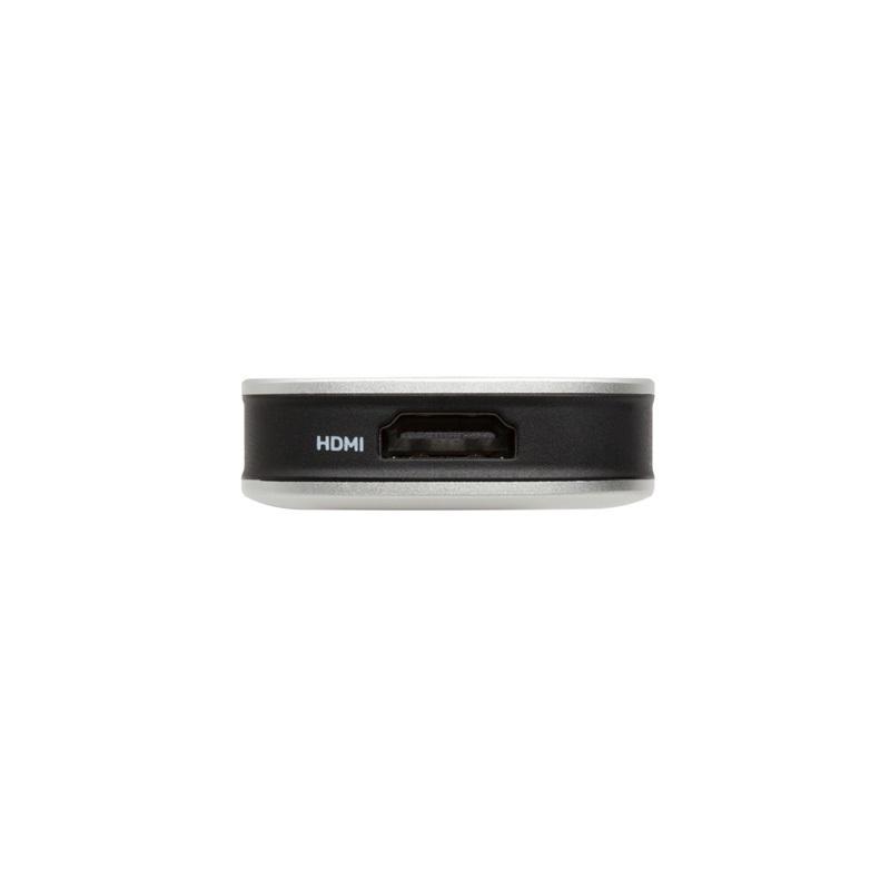 キングストン 7in1 USB Type-C ハブ Nucleum USB 3.1 Gen-1 Type-A/ USB Type-C/ HDMI/ SD/ MicroSD バスパワー C-HUBC1-SR-EN