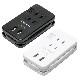 Unitap コンパクトUSB2ポート給電機能付マルチタップ 全2色 USB×2ポート&AC×3個口 PPS-UTAP10シリーズ