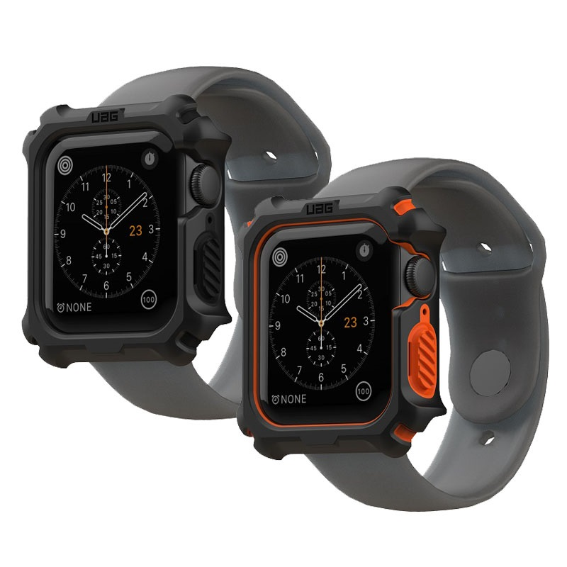 UAG Apple Watch 44mm(Series 6/SE/5/4)用ケース UAG-AWLCシリーズ