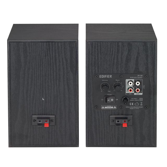 Edifier ブックシェルフ型マルチメディアスピーカー R1100 ED-R1100