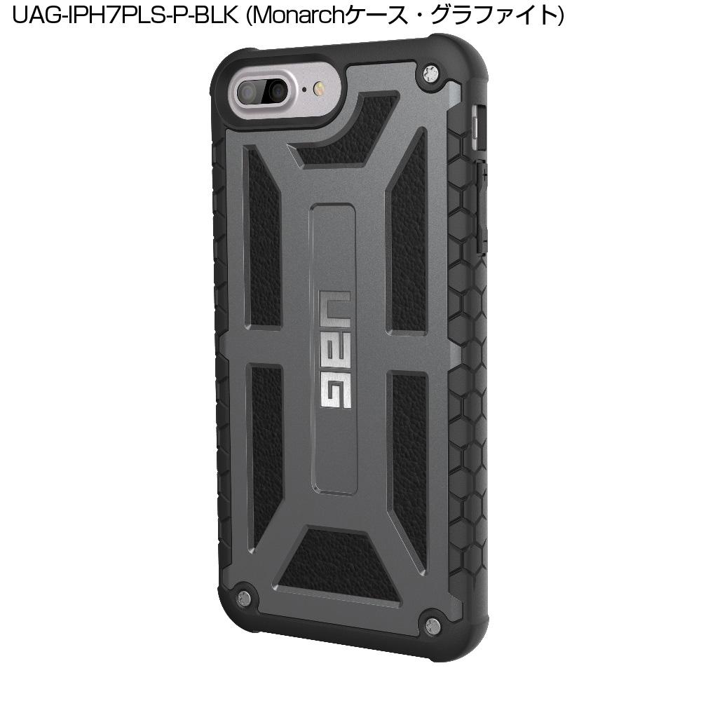 (在庫限り) UAG iPhone 8 Plus/ 7 Plus/ 6s Plus用 Monarchケース(プレミアム) 全3色 耐衝撃 UAG-IPH7PLS-Pシリーズ