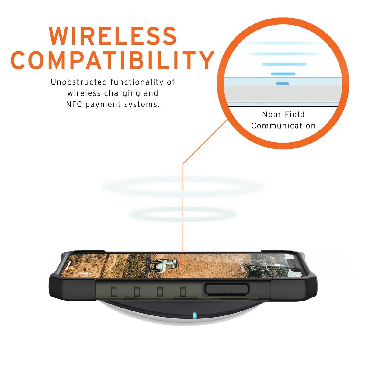 UAG iPhone 12 mini用 PATHFINDER SEケース スタンダード・カモフラージュ柄 全2色 耐衝撃 UAG-IPH20Sシリーズ 5.4インチ