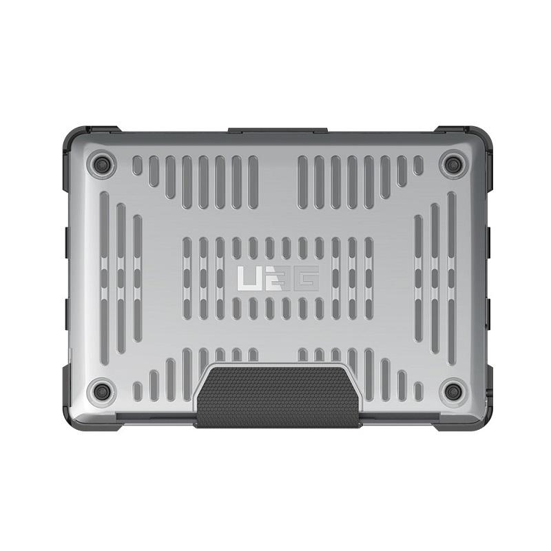 UAG Mac Book Pro 13インチ Retina Displayモデル(Late 2016以降)用ケース アイス(クリアカラー) 耐衝撃 UAG-MBP13-A1706-IC-1