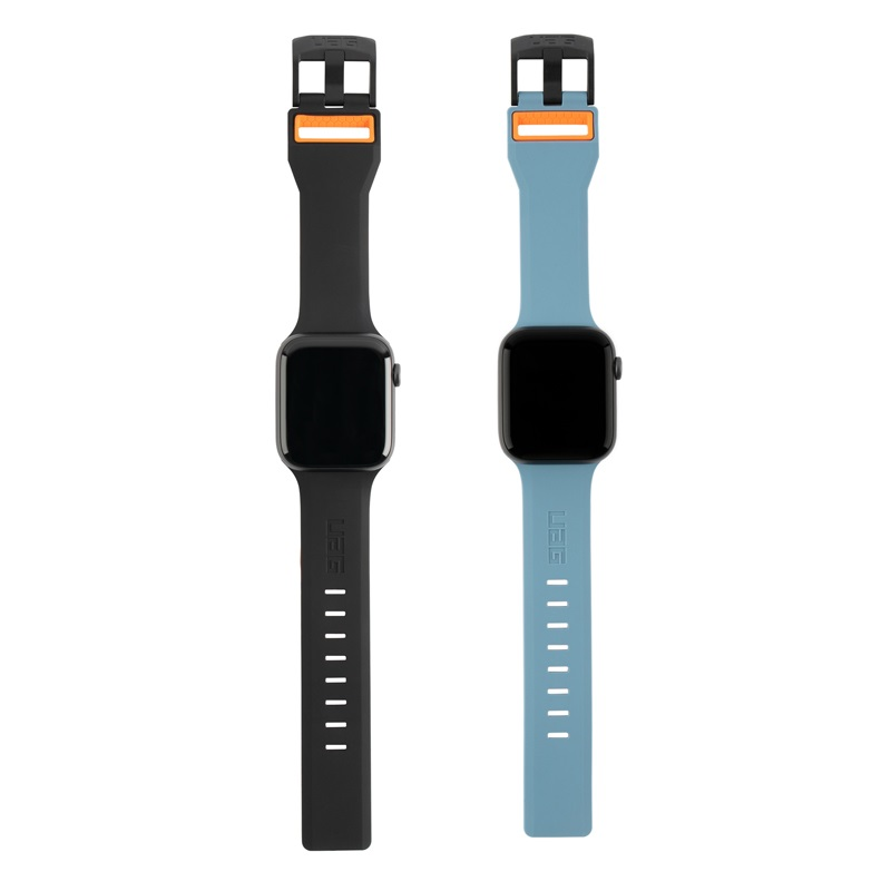 UAG Apple Watch用バンド 44mm&42mm CIVILIAN シリコーンゴムバンド 全2色 UAG-AWLCシリーズ