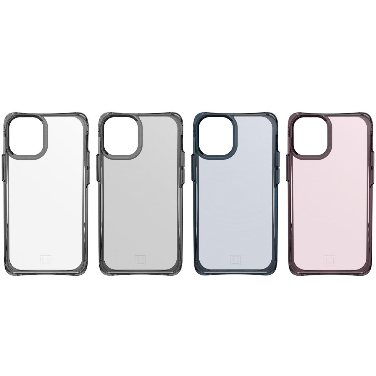 U by UAG iPhone 12 mini用 MOUVEケース 全4色 耐衝撃 UAG-UIPH20SYシリーズ 5.4インチ