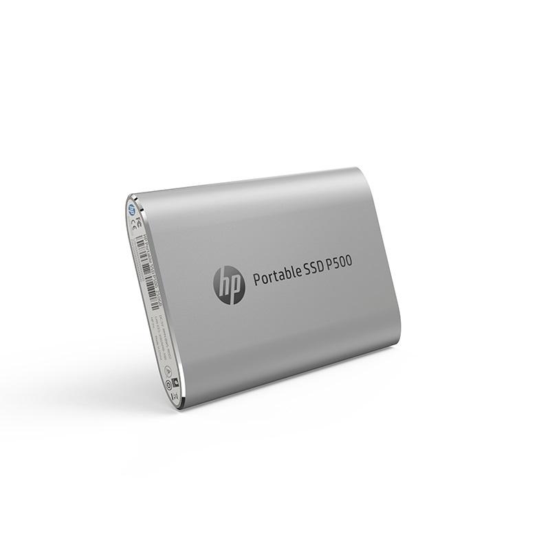 HP ポータブルSSD P500シリーズ 500GB USB3.1 Gen2 Type-C 7PD55AA#UUF