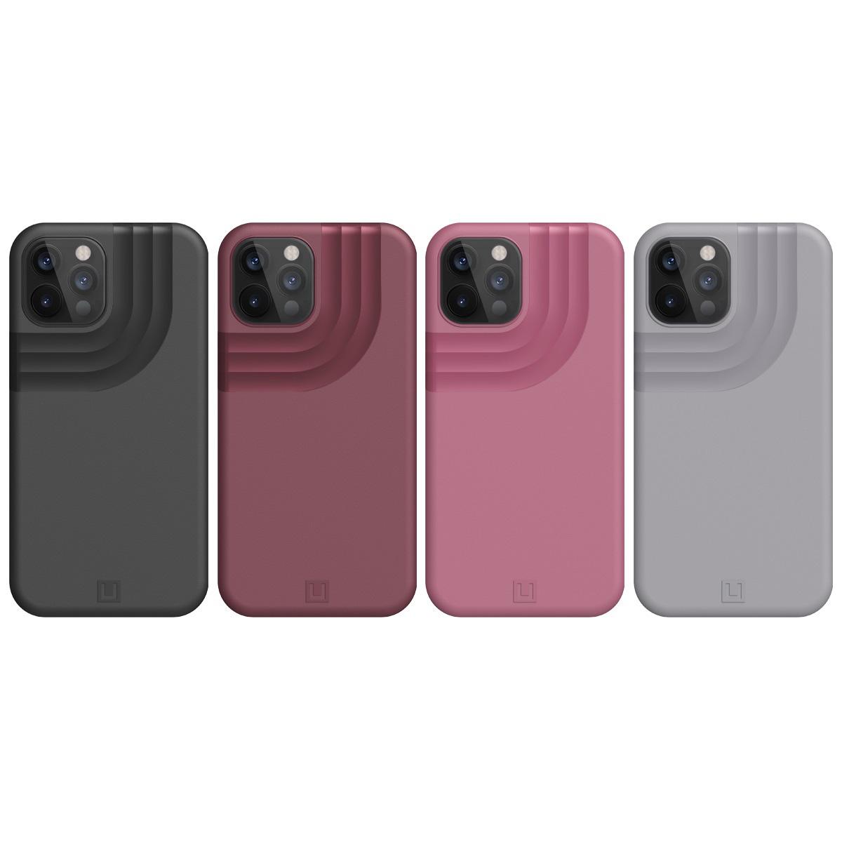 U by UAG iPhone 12 Pro/ 12用 ANCHORケース 全4色 耐衝撃 UAG-UIPH20M1シリーズ 6.1インチ