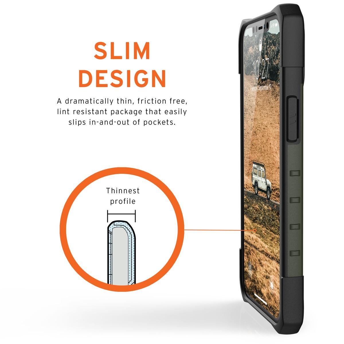 UAG iPhone 12 Pro Max用 PATHFINDER SEケース スタンダード・カモフラージュ柄 全2色 耐衝撃 UAG-IPH20Lシリーズ 6.7インチ