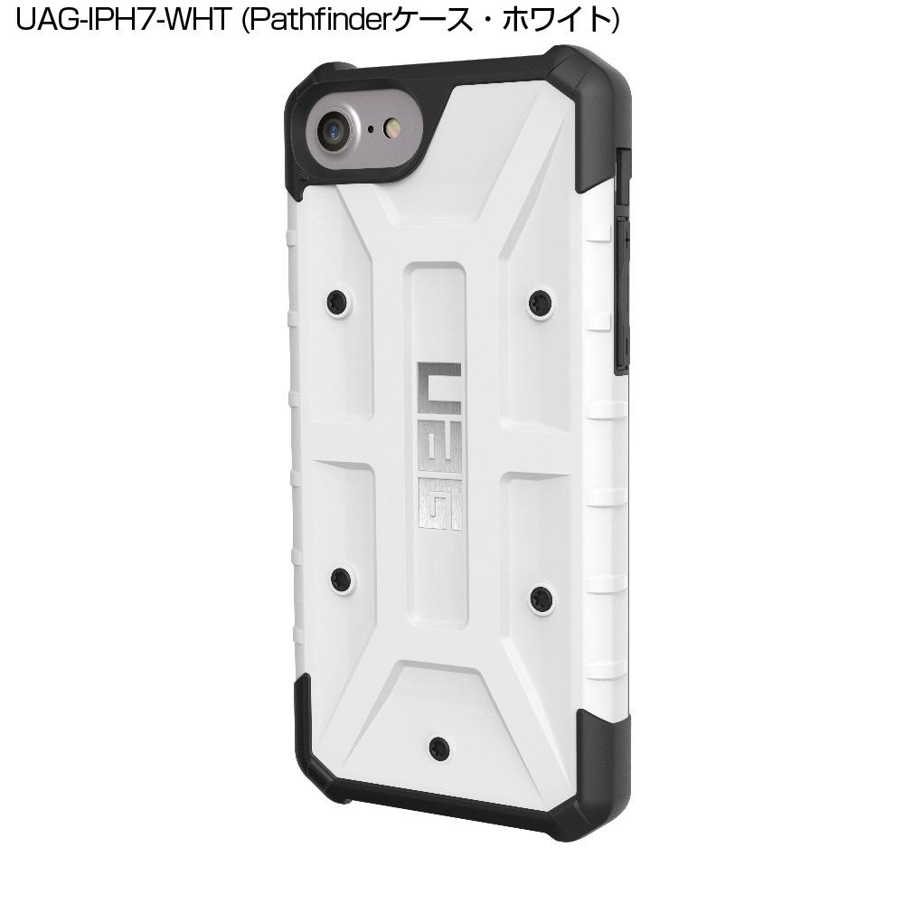 (在庫限り) UAG iPhone SE(第2世代)/8/7/6s用 Pathfinderケース/Plasmaケース(スタンダード/クリアカラー) 全8色 耐衝撃 UAG-IPH7シリーズ