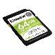 【メーカー取り寄せ】 キングストン SDXCカード Canvas Select Plus 64GB Class10 UHS-I(U1) SDS2/64GB