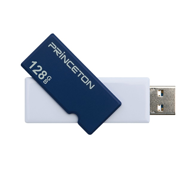 USBフラッシュメモリー 128GB 全3色 USB3.0 回転式カバータイプ PFU-XTF/128Gシリーズ