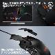 キングストン HyperX Pulsefire Raid 11ボタン RGB ゲーミングマウス HX-MC005B