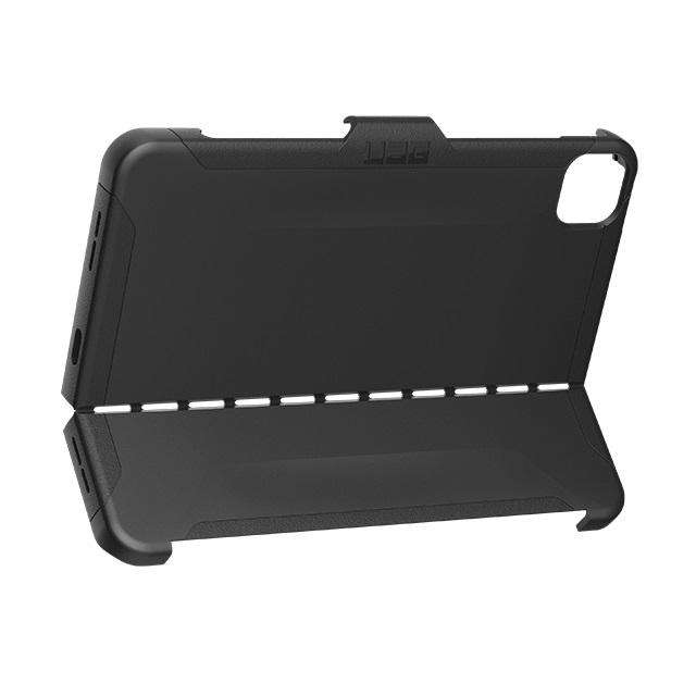 (在庫限り)UAG iPad Air (第4世代) / 11インチ iPad Pro (第2世代)用 SCOUTケース Smart Keyboard Folio対応モデル ブラック 耐衝撃 UAG-IPDA20S-BK