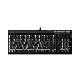 キングストン HyperX Alloy Elite 2 メカニカルゲーミングキーボード ブラック HyperX Redスイッチ(赤軸)採用 US配列 HKBE2X-1X-US/G