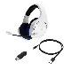 キングストン HyperX Cloud Stinger Core Wireless (PlayStation) ワイヤレスゲーミングヘッドセット ホワイト PS5 PS4 PC対応 HHSS1C-KB-WT/G