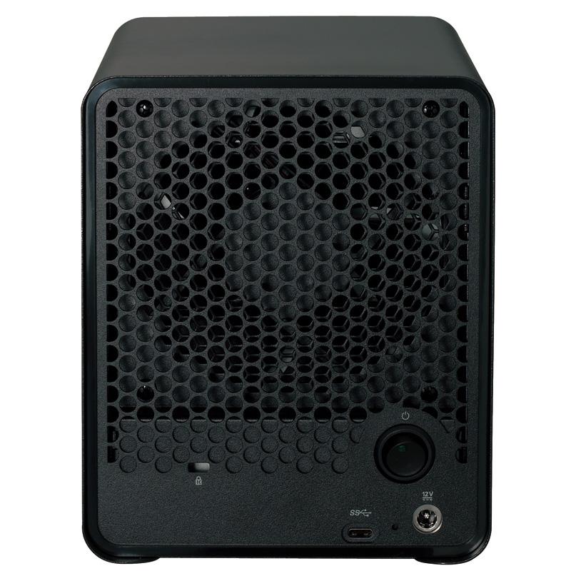 【台数限定】Drobo 5C USB3.0(Type-Cコネクター搭載)対応 外付けHDDケース 3.5インチ×5bay Beyond RAID(R) ストレージシステム PDR-5CPD【HDD同梱セット】