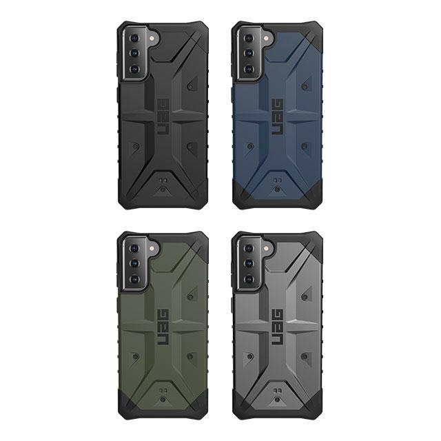 UAG Galaxy S21+用 PATHFINDERケース スタンダードタイプ 全4色 耐衝撃 UAG-GLXS21PLSシリーズ