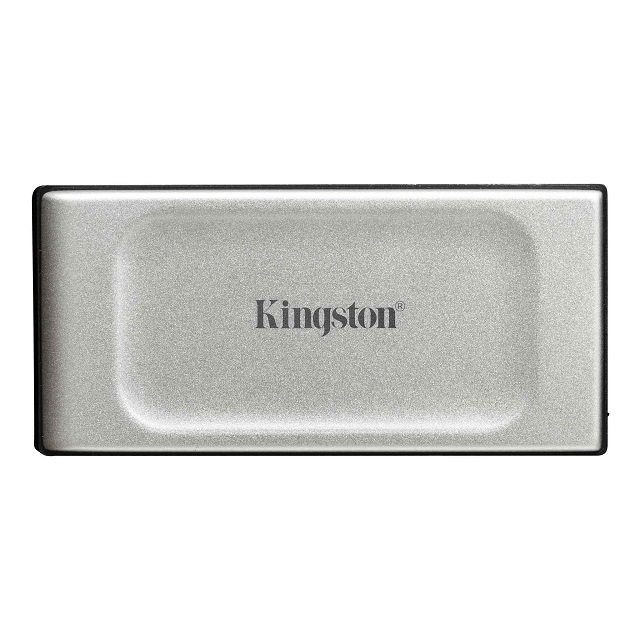 【メーカー取り寄せ】キングストン ポータブル外付けSSD 1TB XS2000シリーズ USB 3.2 Gen 2x2 高耐久 IP55 SXS2000/1000G