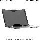 UAG DELL Chormebook 3100用 PLYOケース アイス(クリアカラー) 耐衝撃 UAG-DLCRMB3100Y-IC