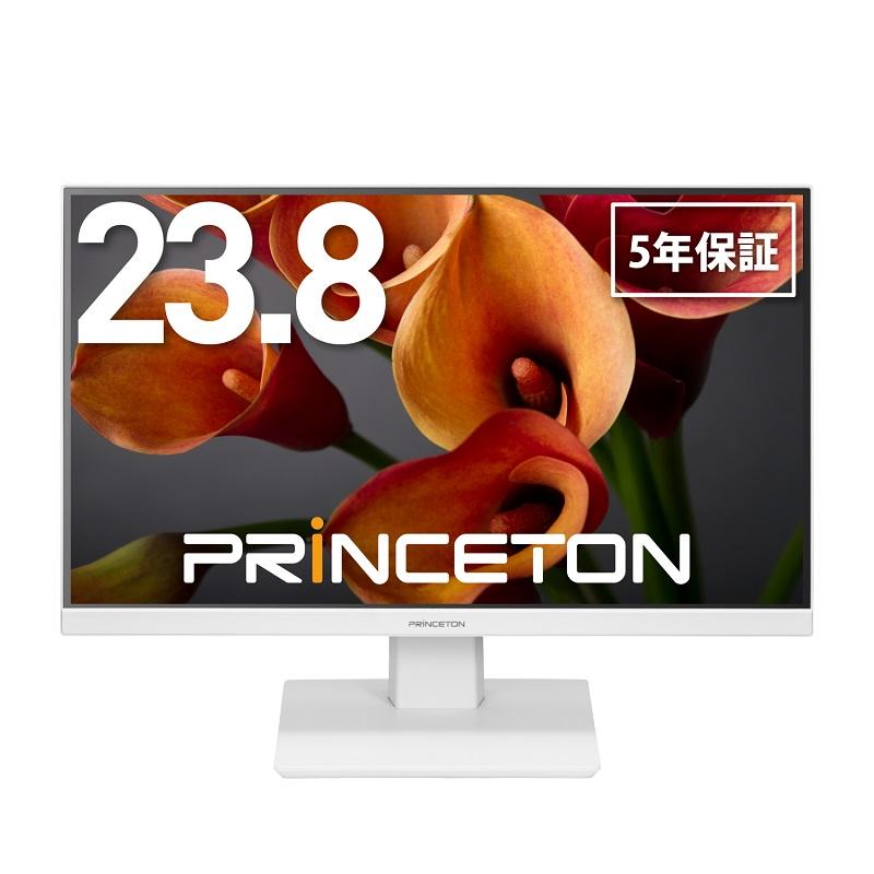 23.8インチワイド液晶ディスプレイ 全2色 フルHD 白色LEDバックライト 広視野角 高コントラスト PTFBFE-24W PTFWFE-24W