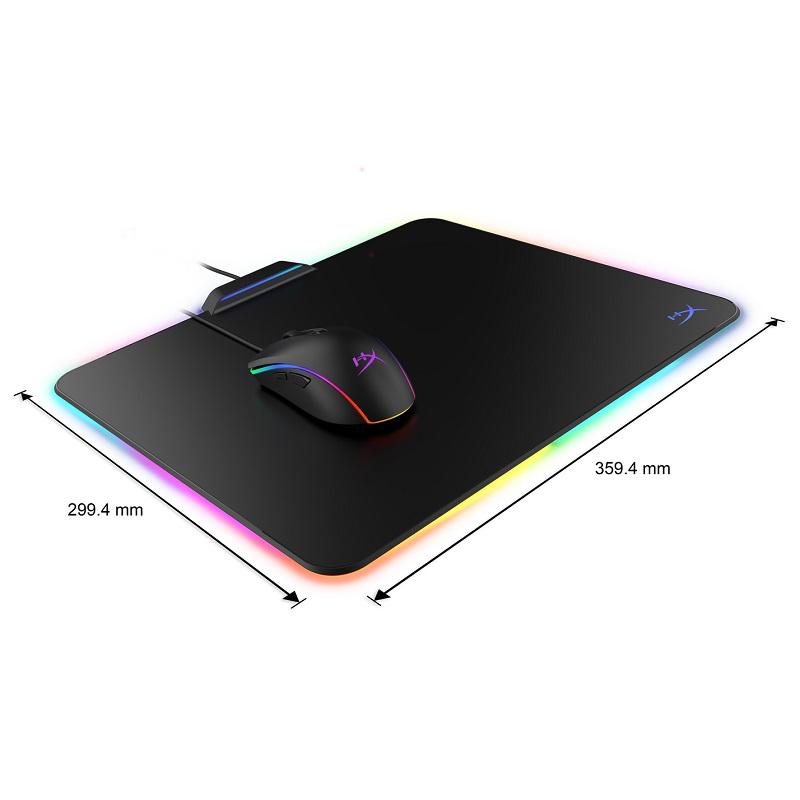 キングストン HyperX FURY Ultra ゲーミング マウスパッド 硬質プラスチック HX-MPFU-M