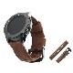 UAG Galaxy Watch 42mm用 LEATHERバンド カーフレザー ブラウン UAG-GWSL-BR