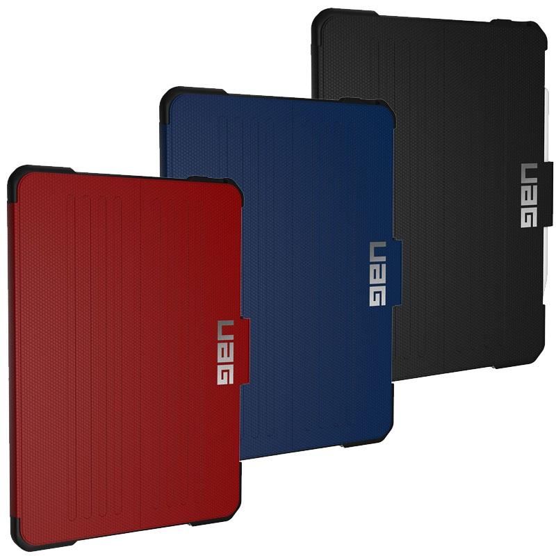 (販売終了)UAG iPad Pro 11インチ 第1世代(2018)用 METROPOLISケース(フォリオ) 全3色 耐衝撃 UAG-IPDPROMFBシリーズ