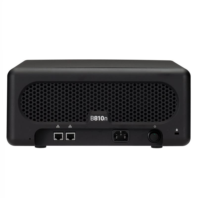 【納期1週間】 Drobo B810n HDDパッケージ NASケース 3.5インチ×8bay Beyond RAID(R) ストレージシステム PDR-B810N+HDD×8台【要同意】