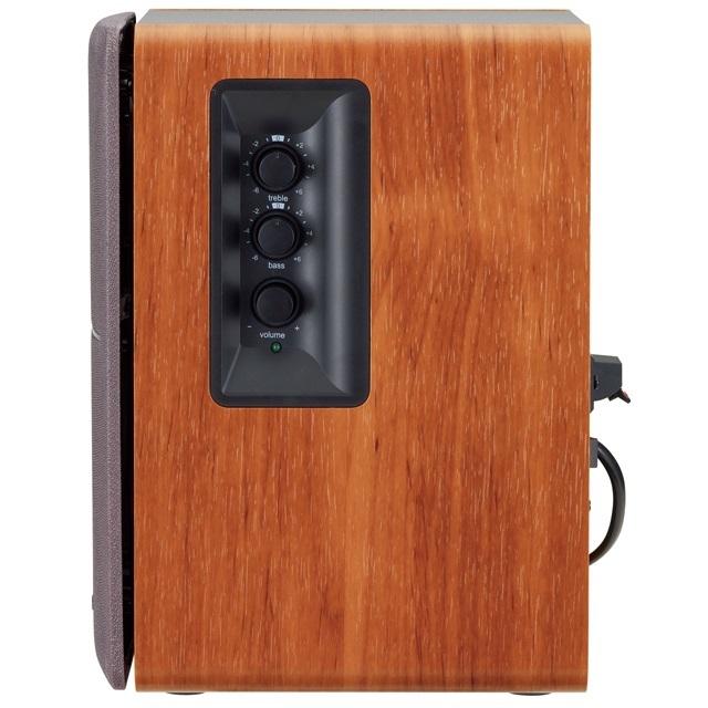 Edifier ブックシェルフ型マルチメディアスピーカー R1280T  ED-R1280T