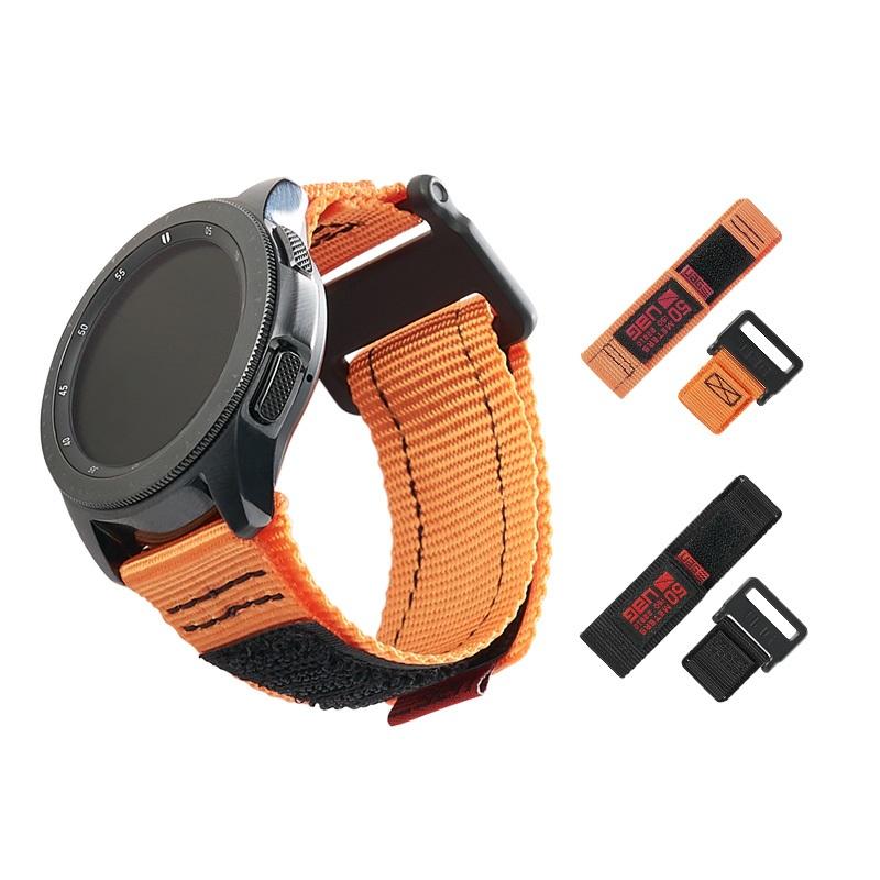 UAG Galaxy Watch 42mm用 ACTIVEバンド ナイロン 全2色 UAG-GWSAシリーズ