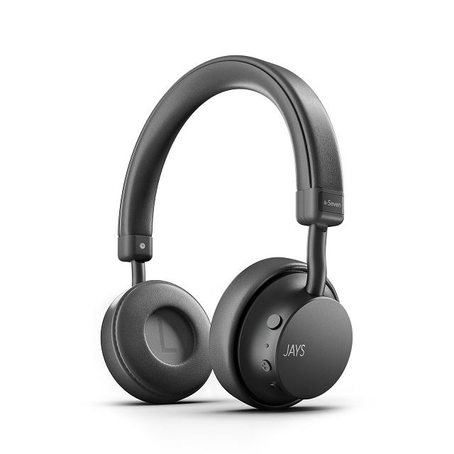JAYS Bluetoothワイヤレスヘッドホン a-Seven Wireless 全4色 JS-ASEWシリーズ