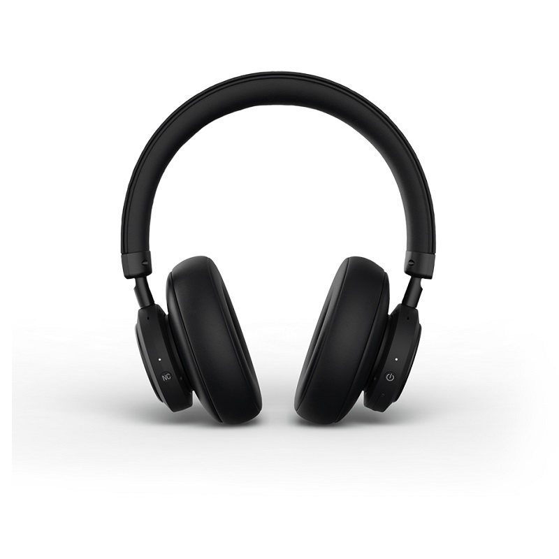 JAYS Bluetoothワイヤレスヘッドホン q-Seven Wireless ブラック JS-QSEW-BK