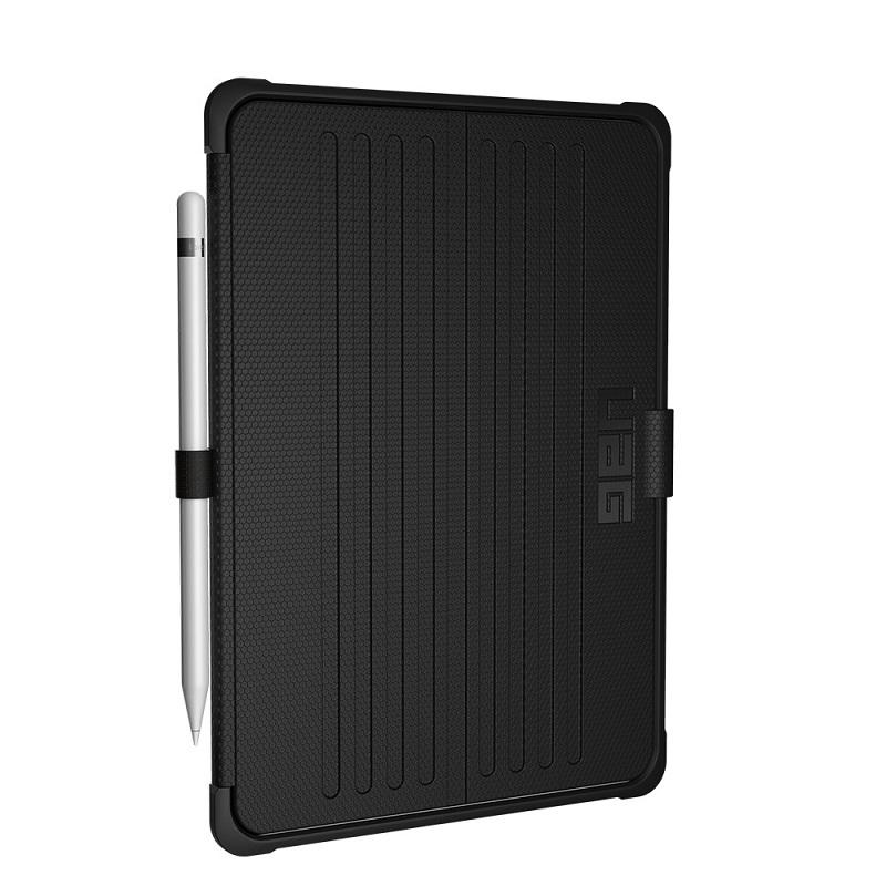 【簡易パッケージ】 UAG iPad (第6/第5世代)、iPad Air(第1世代)用 Metropolisケース(フォリオ) ブラック 耐衝撃 UAG-IPDF-BLKPBULK