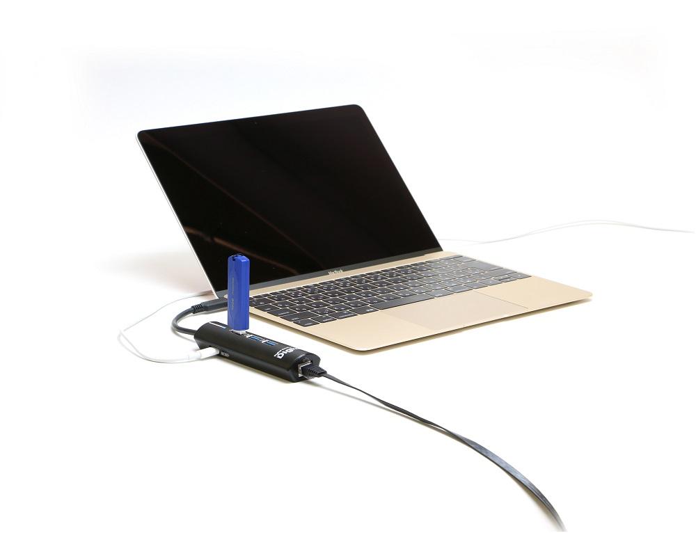 デジ像DockingStation USB3.1 Type-C対応ドッキングステーション ミニ(有線LANポート搭載) 全2色 PUD-PDC3Lシリーズ