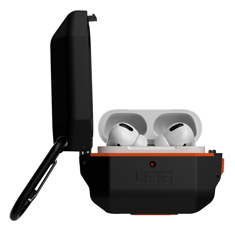 UAG Apple AirPods Pro用 ハードケース ブラック UAG-APPROH-BK