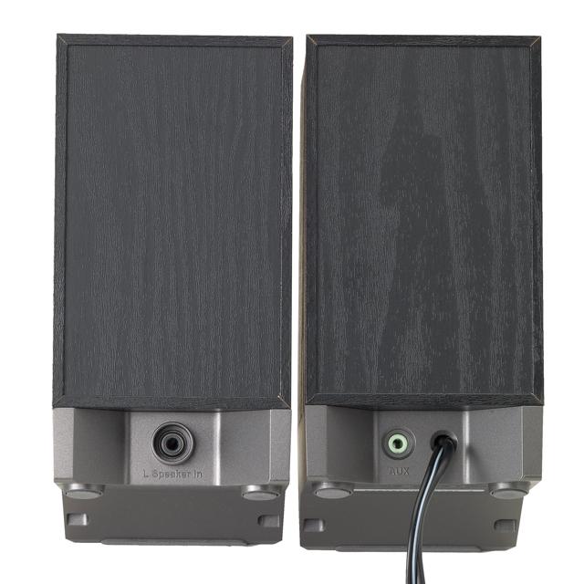 【通常保証付き】【訳ありプレミアムアウトレット】  Edifier PC用USBスピーカー R19U ED-R19U2