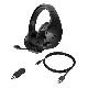 (在庫限り) キングストン HyperX Cloud Stinger Wireless (PC) ワイヤレスゲーミングヘッドセット 2.4GHzワイヤレス接続  ブラック HX-HSCSW2-BK/WW