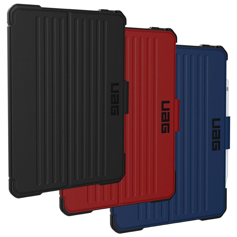 UAG 12.9インチ iPad Pro (第4世代)用 METROPOLISケース 全3色 フォリオ 耐衝撃 UAG-IPDPROLF4シリーズ